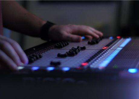 Sound and lighting presentation is vitally important to a Bayside Church service. Current facilities and technology are used to create an atmosphere suited to the purposes of each meeting.